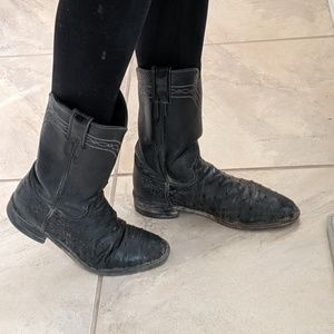 Justin women's boots
